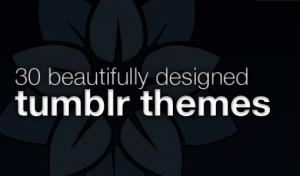 tumblr theme generator